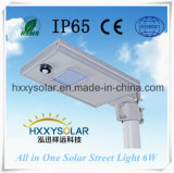 2017 All in One Solar LED Street Light with Pole