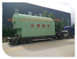 Chain Grate Coal Steam Boiler of Beverage Factory