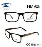 Top Selling Fashionable Demi Acetate Optical Frame Eyewear (HM908)