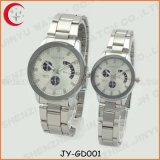Luxury Stainless Steel Lover Watch (JY-GD001, JY-GD004)