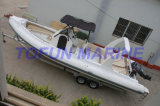 Boat Rib 960A, Inflatable Boat, Hypalon Boat, Fishing Boat