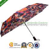Heat Transfer Printing Automatic Folding Umbrella (FU-3821ZFA)