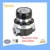 Positive Displacement Mechanical Flow Meter, Fuel Oil Flow Meter