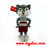 Plush Cartoon Cat Toy
