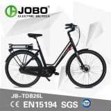 Electric City Retro MID Motor Bike E Bike