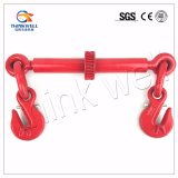 Red Painted European G80 Type Ratchet Load Binder