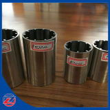 304 /316 Stainless Wedge Wire Screen Tube for Active Carbon Filter