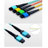 12 Cores / 24 Cores MTP/MPO Fiber Optic Patch Cord