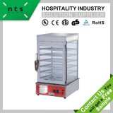 6 Layers Display Steamer