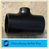 ASME B16.9 A234 Wpb Carbon Steel Pipe Fitting Reducing Tee