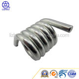 Stainless Steel Precision Hardware Helical Spiral Double Small Torsion Spring