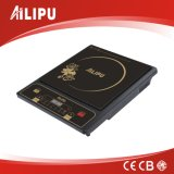 Fashion Red Push Button Control Induction Cooker with LED Display (SM-A3b)