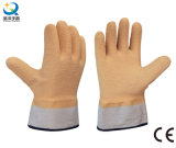 Safety Cuff Latex Fully Coated Safety Gloves