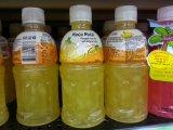 Shrink Label for Juice Beverage and Chemical Bottle