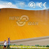 Moisture Proof MDF Board 3D Wall Decoration Panels