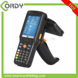Support WiFi GPRS 3G UHF RFID Handheld Reader