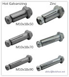 M12 Boxbolt Expansion Anchors for Steel