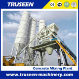 Construction Machine 35m3/H Wet and Dry Mixed Concrete Batching Plant