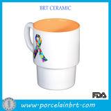Small Bottom Coffee Mugs Color Inside Mug