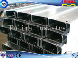 High Quality Welded Steel Pipe (Square/ Rectangle/Round)