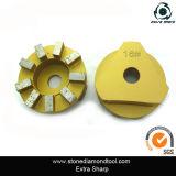 "4""/100mm 9 Segments Metal Bond Diamond Tool Grinding Wheel/Grinding Disc"