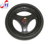 Hand Wheel Casting with Black Color