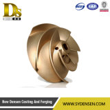 Customlized Good Quality Investment Casting Impeller for Water Pump