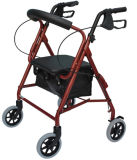 Ar02 Four Wheeled Electric Rollator with Bag