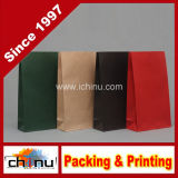 Assorted Bright Color Kraft Paper Gift Bags