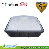 Gas Station with Motion Sensor Ceiling Recessed 45W LED Canopy Light