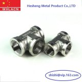 Precision Casting CNC Machine Pipe Fitting Elbows Tee