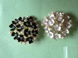 Fashion Accessories Brooch by Handmade Diamond Bead (SP-223-1)