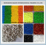 Plastic resin different color recycled grade PP resin