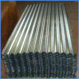 Zinc Colored Corrugated Roof Plate with Low Price