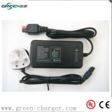 China Wholesale 12.6V Li-ion Charger for Camera Equipment with Battery Meter