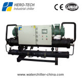 Water Cooled Screw Water Chiller for Extruder Machine