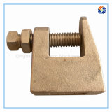 Brass Casting Beam Clamp for Construction