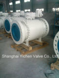 Gear Box Cast Trunnion Mounted Ball Valve (Q347)
