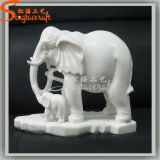Home Decoration Small Decorative Artificial Elephant Statues