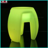 Light Chair Furniture LED Lounge Furniture LED Taboret