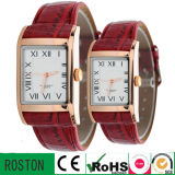 Stainless Steel Couple Pair Watch for Lover