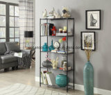 Durable Home Furniture 5 Tiers Light Duty Matel Wire Storage Shelves