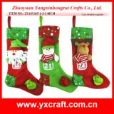 Christmas Decoration (ZY14Y367-1-2-3) Christmas Countdown Sock Item