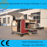 New Design Grilled Food Selling Mobile Food Trailer for Sale