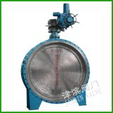 Steam Injection Function Butterfly Valve