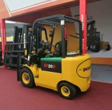 Electric Forklift Truck 2 Ton with Good Performance