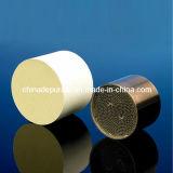 Euro 4 Metallic Honeycomb Johnson Matthey Catalysts Exhust System