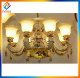 Indoor Decorative Chandelier Pendant Lamp for Project Lighting Fixture
