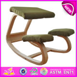 New Product Wooden Relaxing Massage Chair, Cheap Bentwood Relax Chair Wholesale, Latest Wooden Toy Relax Chairw08f029
