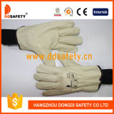 Ddsafety 2017 Pig Grain Leather Driver Gloves Without Lining
